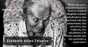 ARQUIVO GPS – Elizabeth Teixeira – Mulher marcada para viver