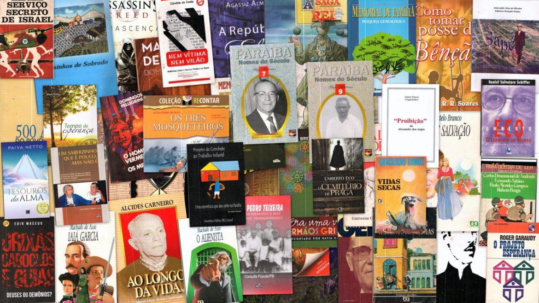 """""""Clube do Livro"""" é lançado como parte do projeto de diversificação das atividades da AABB-Sapé"""