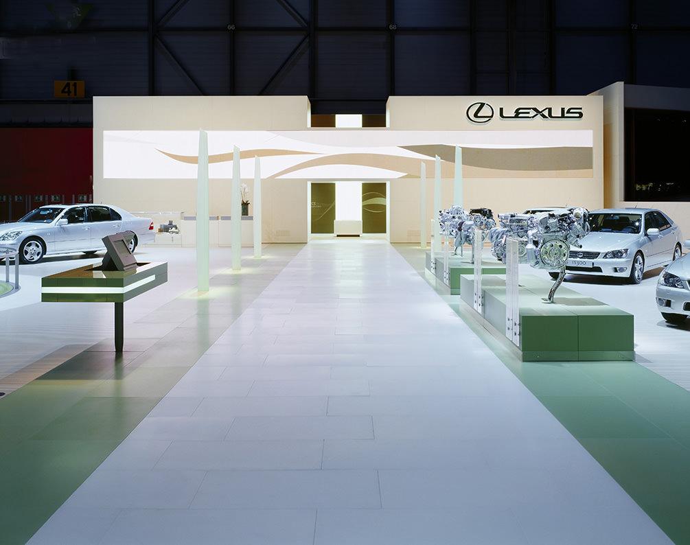 Lexus_Messe