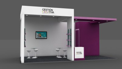 STAND 7 X 3.5MTS