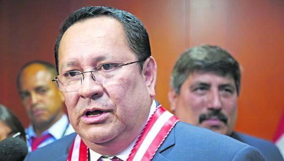 Presidente del JNE resuelve suspender al fiscal supremo Luis Arce para  convocar a accesitario nndc | PERU | GESTIÓN