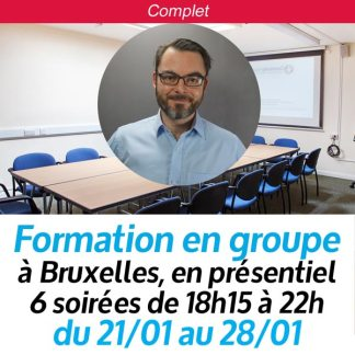 Formation en groupe - Janvier 2019 - Complète