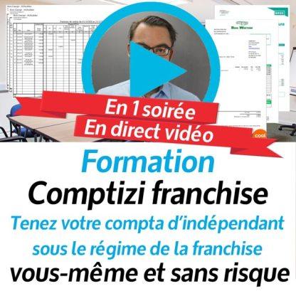 Formation Comptizi franchise