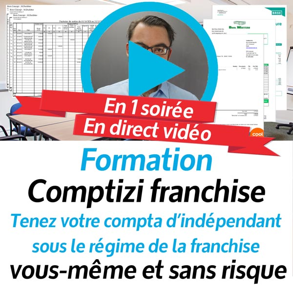 Formation Comptizi franchise