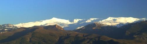 Sierra Nevada - 500pixels
