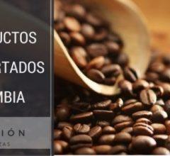 Productos más exportados por Colombia