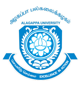 Affiliations with Alagappa University