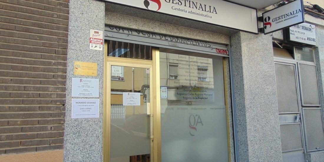 Gestoria administrativa Madrid
