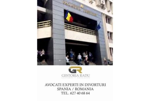 Avocat in Madrid divort Spania Romania