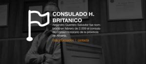 Consulado Honorifico Britanico en Almería