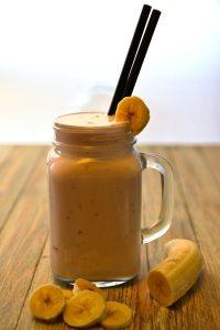 bananen kiwi smoothie gesund und fit leben
