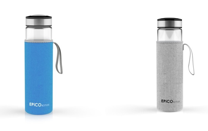 EPiCO Bottles - Glasflaschen für Smoothies und Säfte
