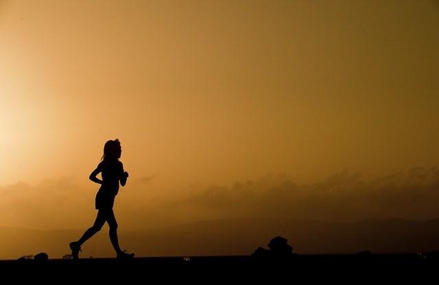 Wie verändert laufen den Körper?