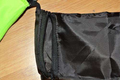 Extra-Tasche Laufgürtel
