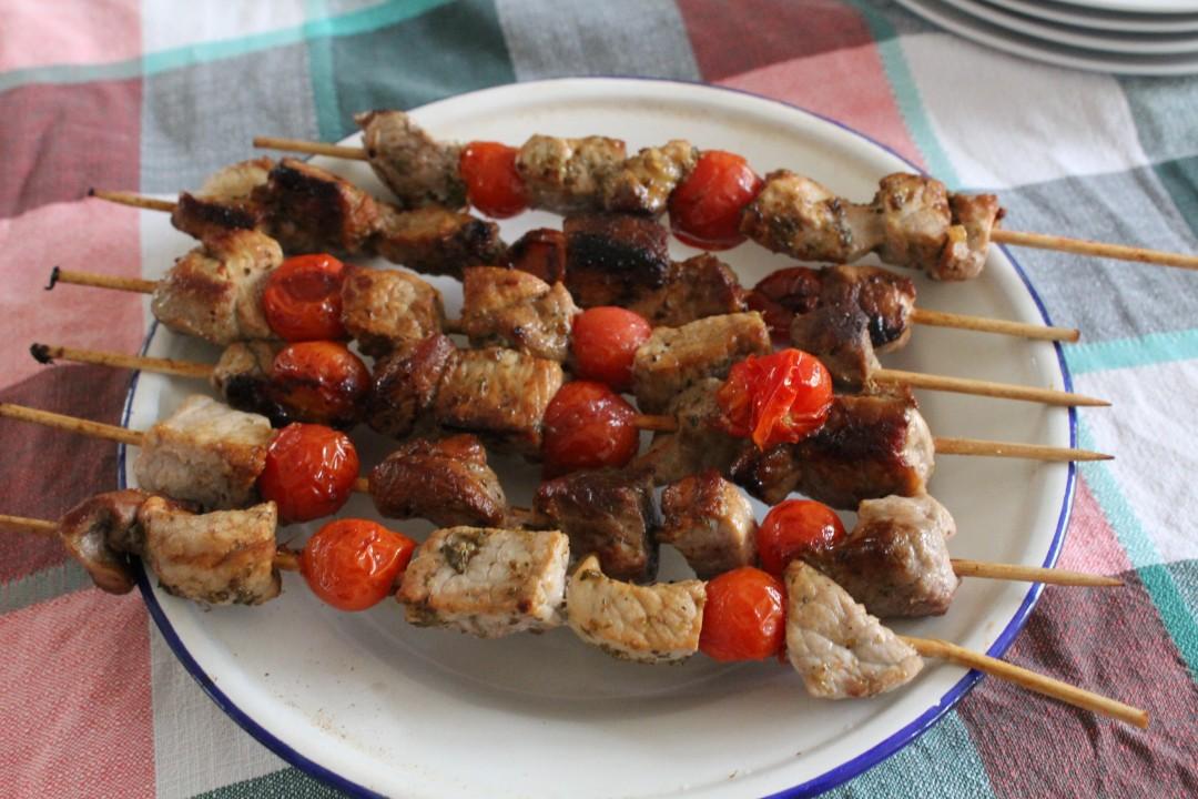 Summer Greek recipe - blog | Leeds | Get Cooking | Get