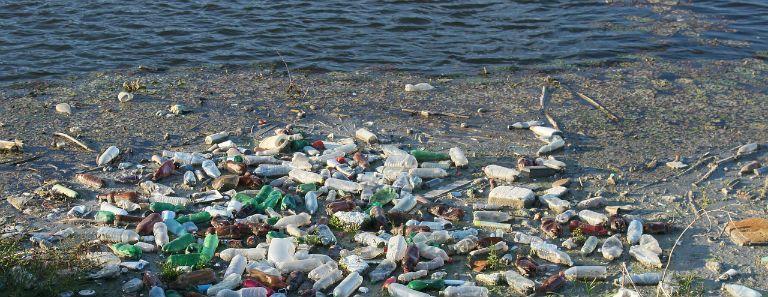 pollution et plastique