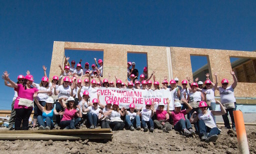 women build day
