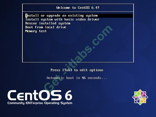 Linux CentOS (7)