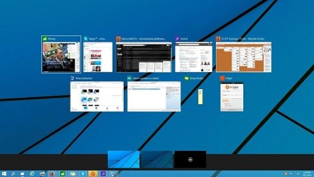 Windows 10 Split View Multitasking