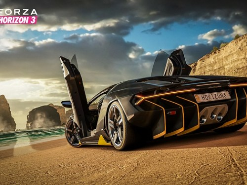 Forza Horizon 3 Mac OS X