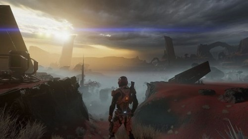 Mass Effect Andromeda OS X