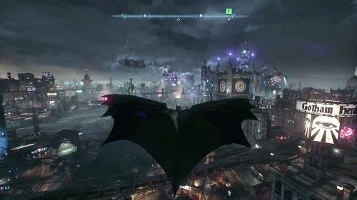 Batman Arkham Knight OS X