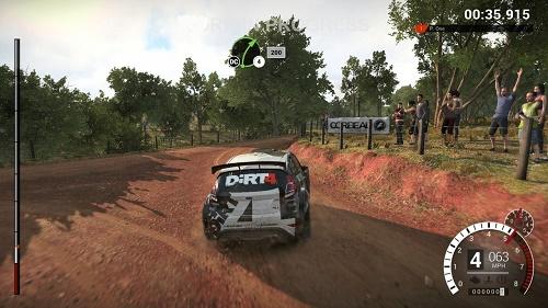 Dirt 4 OS X