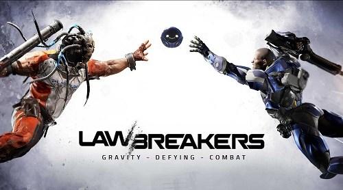 LawBreakers OS X