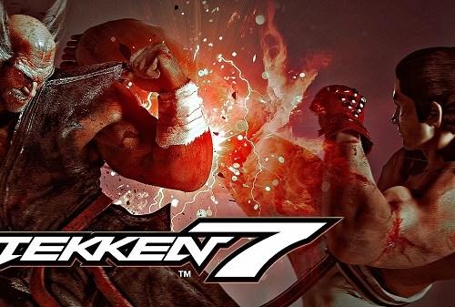 Tekken 7 OS X