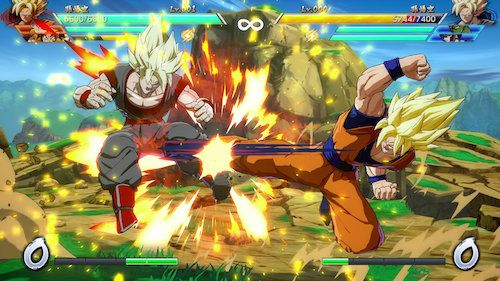 Dragon Ball FighterZ OS X