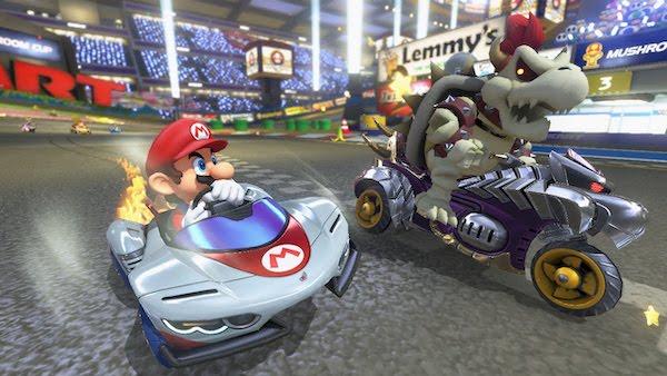 Mario Kart 8 Deluxe Mac OS X