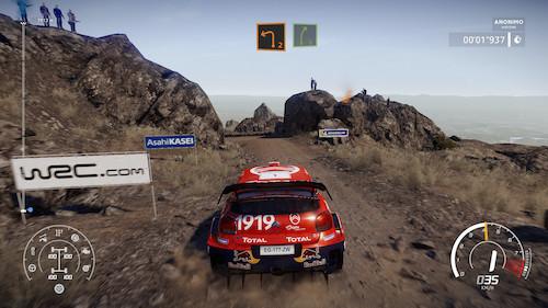 WRC 8 Mac OS X