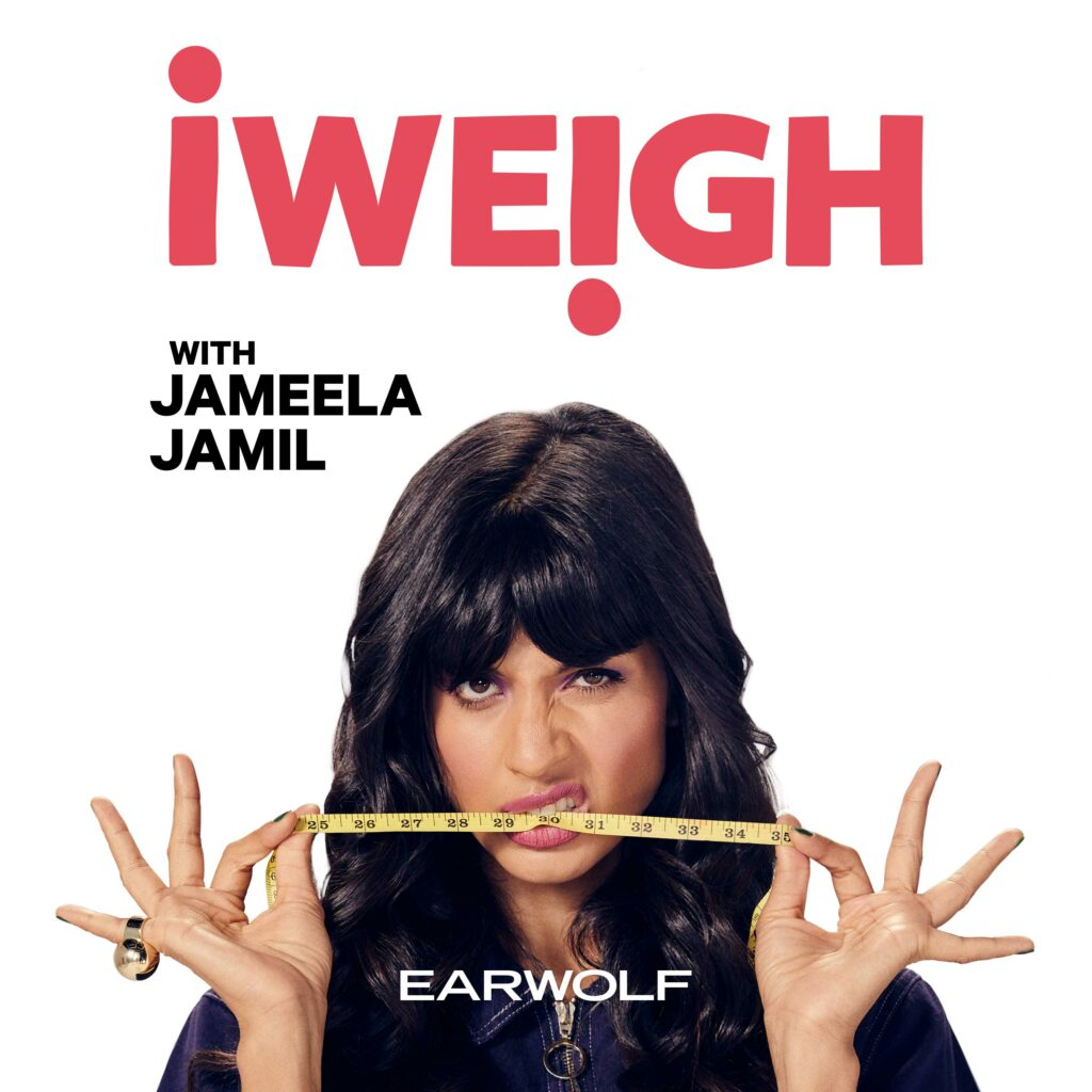 I Weigh podcast cover art