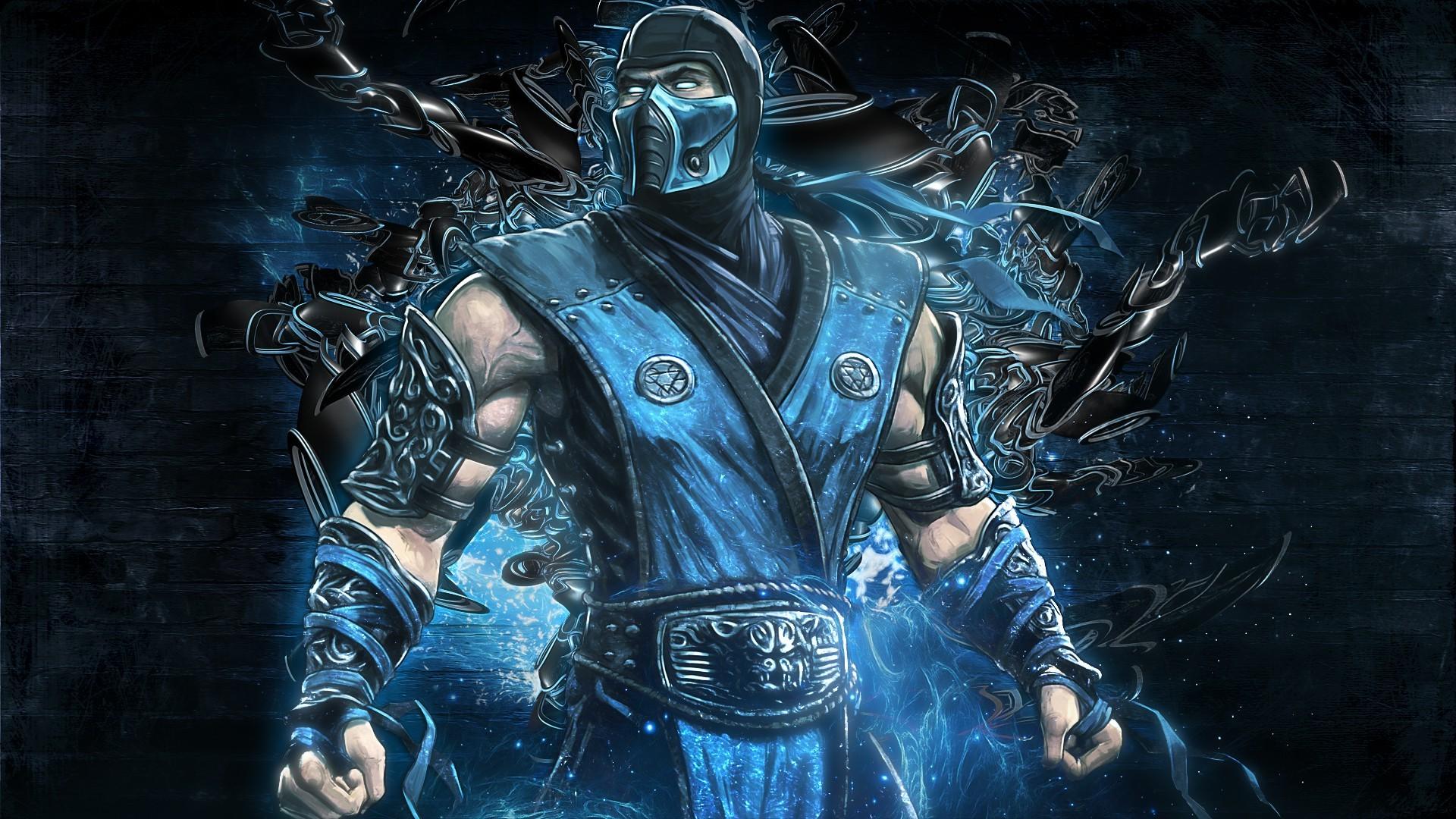Wallpaper 1920x1080 Px Mortal Kombat Pc Gaming Sub Zero Video Games 1920x1080 Wallhaven 656565 Hd Wallpapers Wallhere