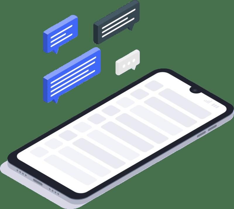 servicio de atención al cliente con las webs de Witei