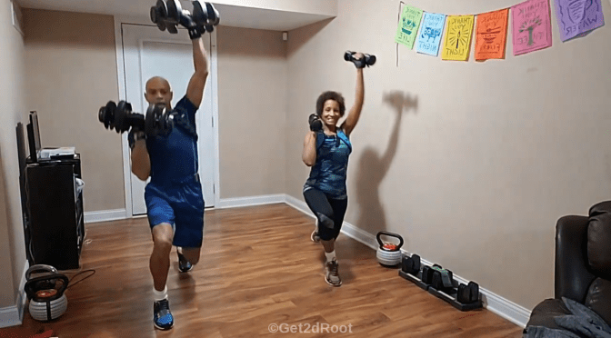 "HIIT Live Vol. 34: ""Leg Domination"""
