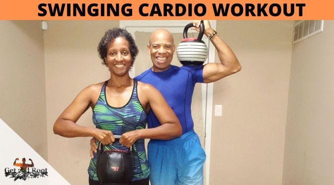HIIT Live Vol. 119: Swinging Cardio