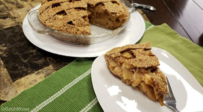 Ultimate Deep-Dish Apple Pie