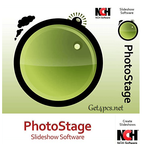 NCH PhotoStage Professional Crack