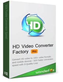 WonderFox HD Video Converter Crack