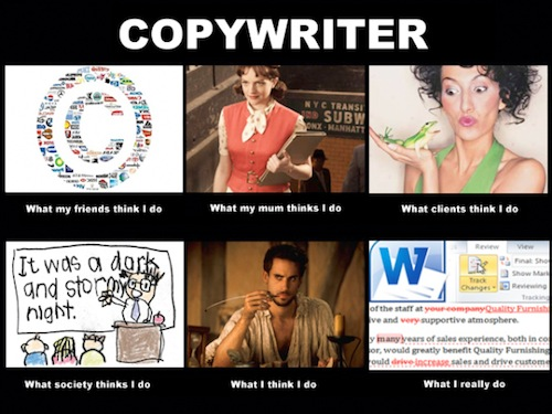 copywriters