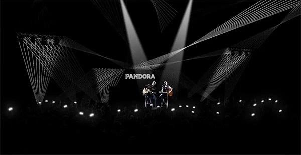 Georgia Florida Line – CD Release – Stage Design/Concept Rendering For Pen & Public
