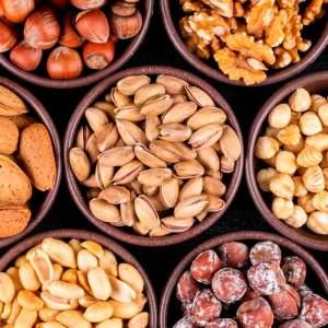 Aperitivos y frutos secos