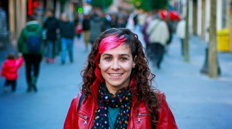 Vanesa Lillo, Portavoz del Grupo Municipal de Ahora Getafe