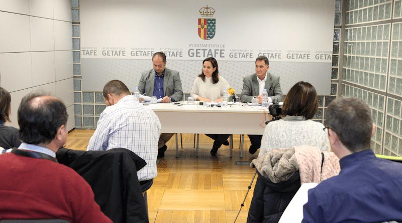 Rueda de Prensa del Gobierno Municipal previa al Pleno Extraordinario del mes de Enero de 2016