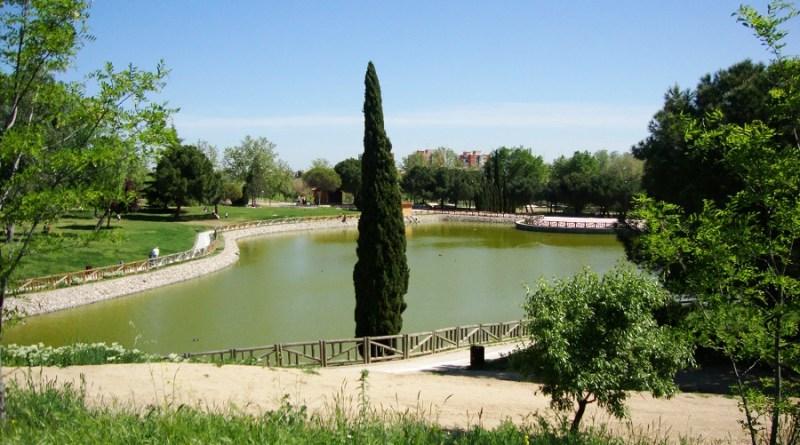 Un Plan Integral para el Parque de la Alhóndiga-Sector III