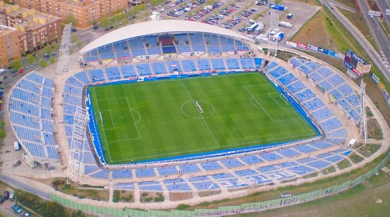 El Getafe CF techará el Coliseum y pondrá calefacción en la grada