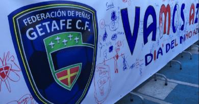 El Día del Niño Azulón culmina con una altísima participación