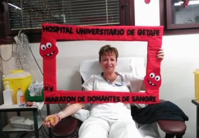 El XV Maratón de Sangre busca batir el record de las 200 donaciones