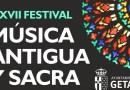 14 conciertos conforman la XXXVII edición del Festival de Música Antigua y Sacra